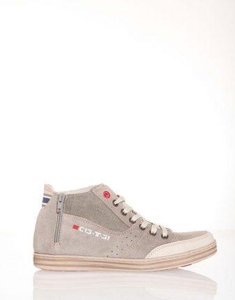 Sneakers alte uomo Pittarello scarpe autunno inverno