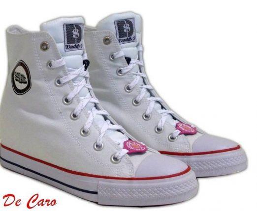 Sneakers alti Daddy's Money De Caro Calzature
