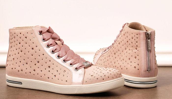 Sneakers alti Liu Jo primavera estate 2013