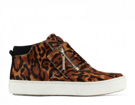 Sneakers animalier Aldo scarpe autunno inverno 2015