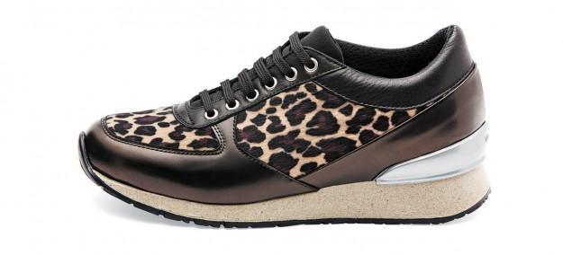 Sneakers animalier Frau scarpe autunno inverno 2014 2015