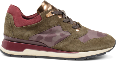 Sneakers basse Geox scarpe autunno inverno