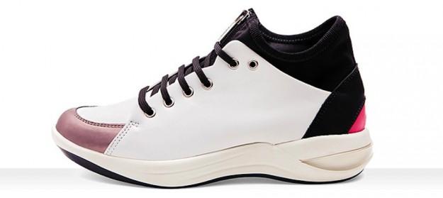 Sneakers bianche Frau scarpe autunno inverno 2014 2015