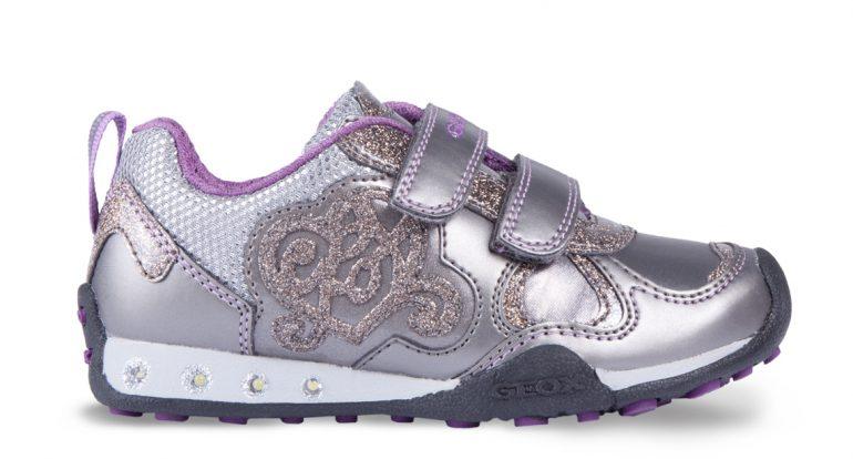 Sneakers bimba Geox scarpe autunno inverno