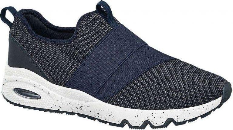 Sneakers blu Deichmann autunno inverno 2017
