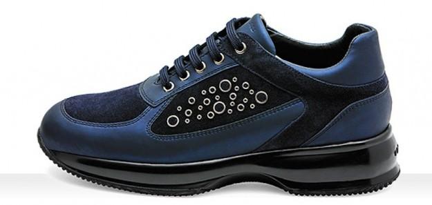 Sneakers blu Frau scarpe autunno inverno 2014 2015