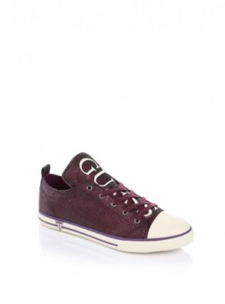 Sneakers burgundy Guess scarpe autunno inverno 2015