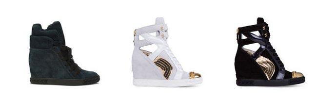 Sneakers Casadei scarpe autunno inverno 2015