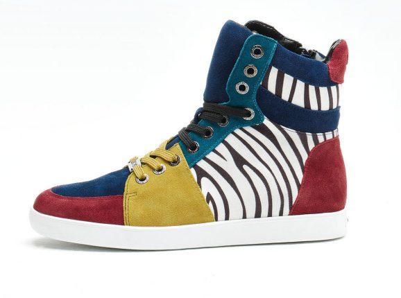 Sneakers colorati Liu Jo scarpe autunno inverno 2015