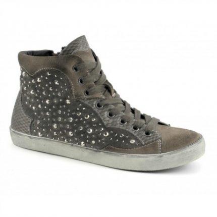 Sneakers con borchie Cafè Noir scarpe autunno inverno 2015