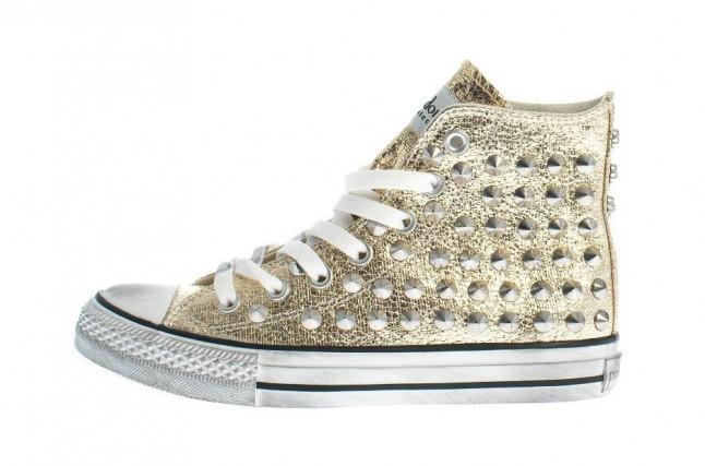 Sneakers con borchie Primadonna primavera estate 2013