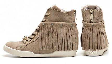 Sneakers con frange Liu Jo primavera estate