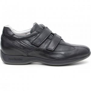 Sneakers con strappo Nero Giardini scarpe autunno inverno 2015