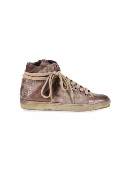Sneakers con strass Janet & Janet scarpe autunno inverno 2015