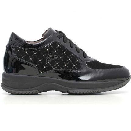 Sneakers con strass Nero Giardini autunno inverno 2017
