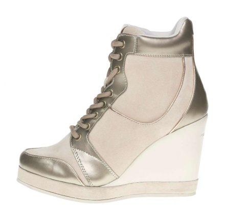 Sneakers con zeppa Fornarina scarpe autunno inverno 2015