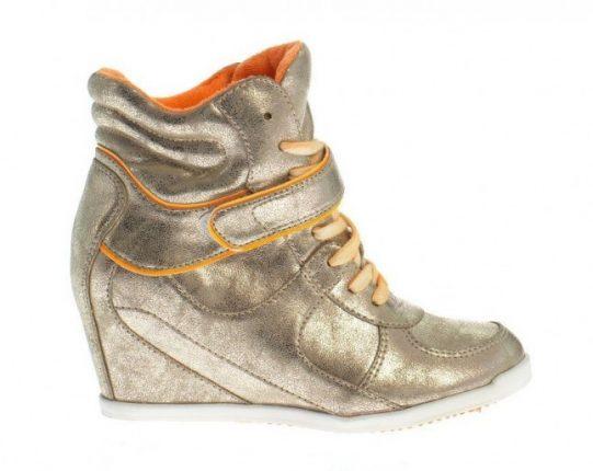 Sneakers con zeppa Primadonna primavera estate 2013