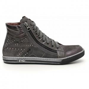Sneakers con zip Nero Giardini scarpe autunno inverno 2015