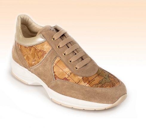 Sneakers geo Alviero Martini 1a Classe primavera estate 2014