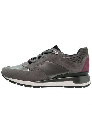 Sneakers grigie Geox autunno inverno 2017