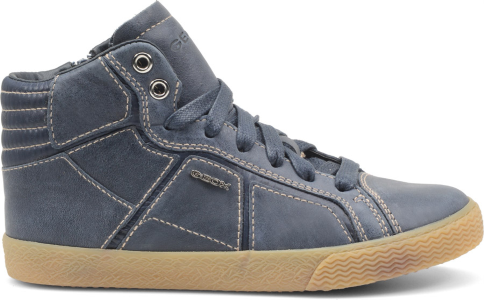 Sneakers in pelle Geox scarpe autunno inverno