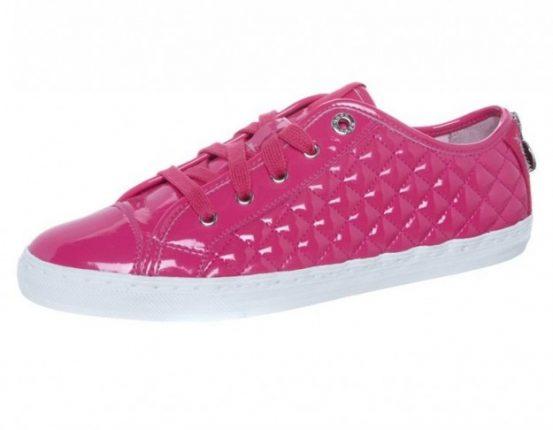 Sneakers in vernice Geox primavera estate