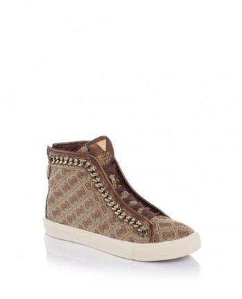 Sneakers logate Guess scarpe autunno inverno 2015