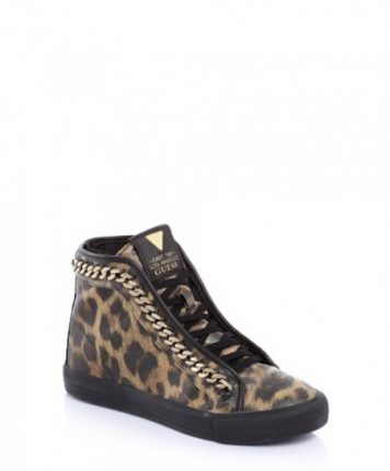 Sneakers maculate Guess scarpe autunno inverno 2015