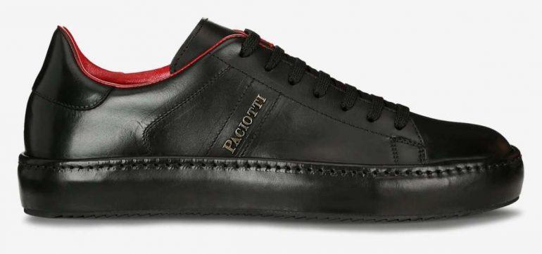 Sneakers nere Cesare Paciotti autunno inverno 2017