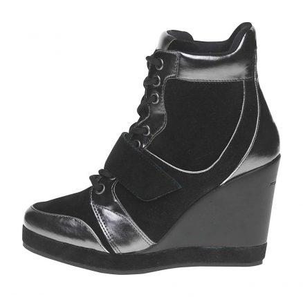 Sneakers nere Fornarina scarpe autunno inverno 2015