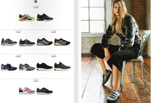 Sneakers Primadonna autunno inverno 2017
