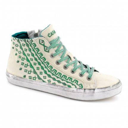 Sneakers ricamati Cafè Noir primavera estate 2014