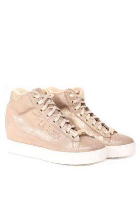 Sneakers rosa Liu Jo autunno inverno 2017