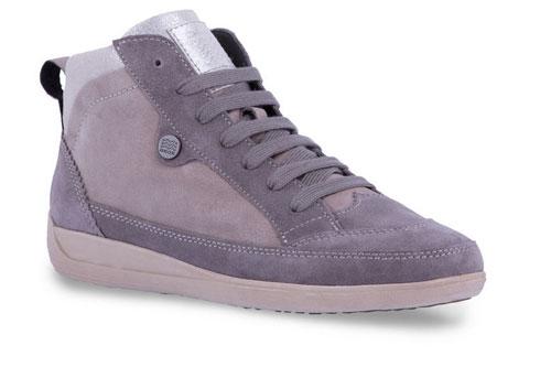 Sneakers scamosciate Geox scarpe autunno inverno