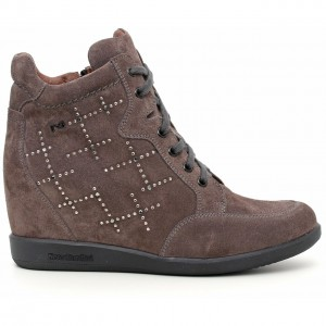 Sneakers scamosciati Nero Giardini scarpe autunno inverno 2015