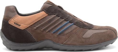 Sneakers senza laci Geox scarpe autunno inverno