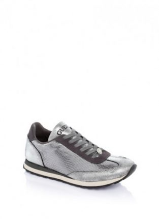 Sneakers silver Guess scarpe autunno inverno 2015