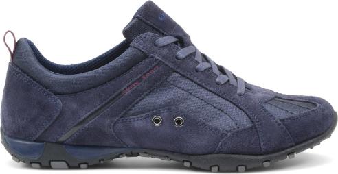 Sneakers stringate Geox scarpe autunno inverno
