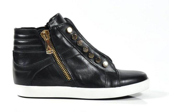 Sneakers zip Albano scarpe autunno inverno 2015