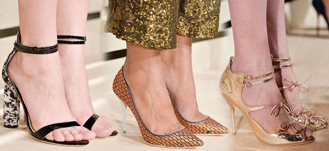 Sophia Webster per J Crew scarpe catalogo autunno inverno 2014 2015