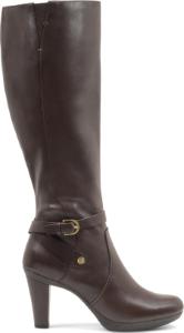 Stivale alto con tacco Geox scarpe autunno inverno