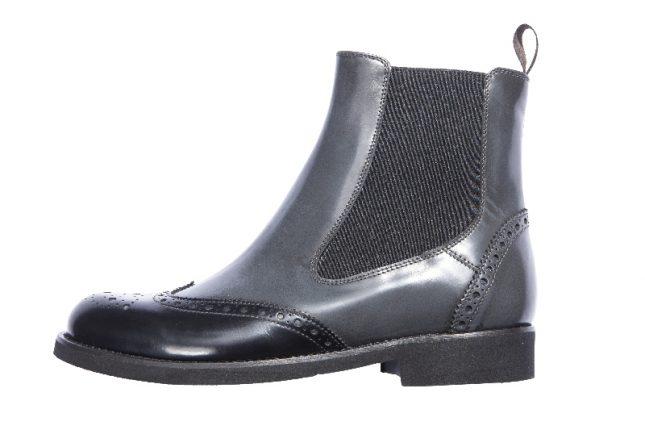 Stivale chelsa Melluso scarpe autunno inverno 2014 2015