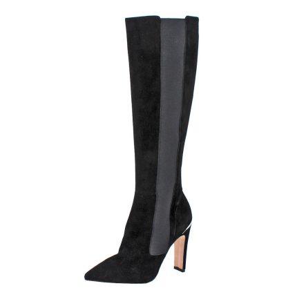 Stivale elegante in camoscio Cinti scarpe autunno inverno 2015