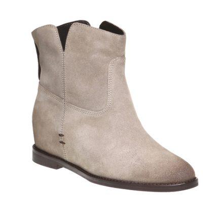 Stivale in camoscio morbido Bata scarpe autunno inverno 2015