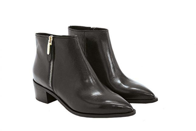 Stivaletti alla caviglia Tosca Blu scarpe autunno inverno 2015