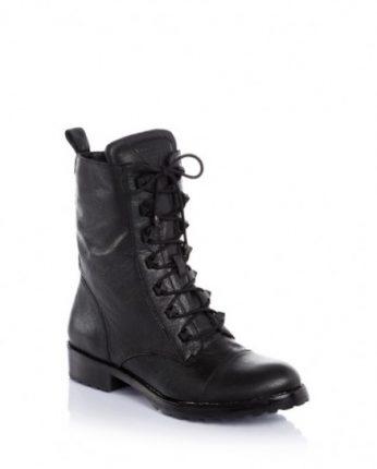 Stivaletti bots stringati Guess scarpe autunno inverno 2015