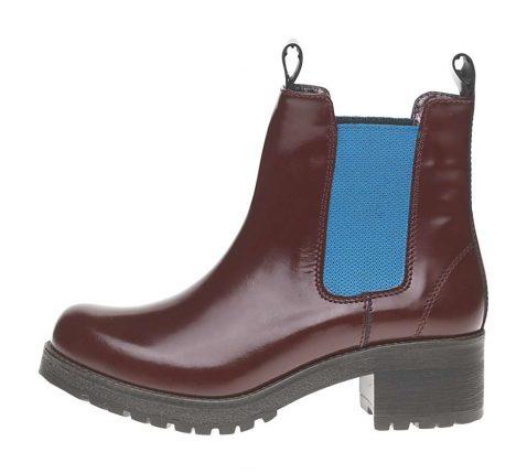 Stivaletti chelsa Fornarina scarpe autunno inverno 2015
