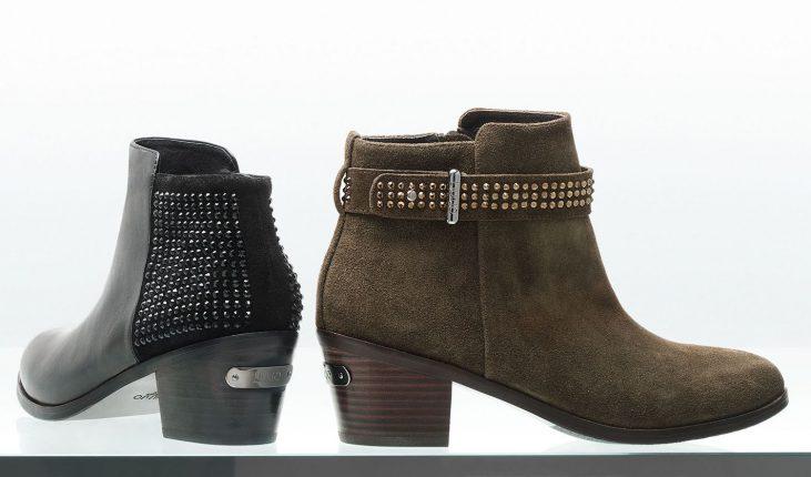 Stivaletti con borchie Liu Jo scarpe autunno inverno 2015