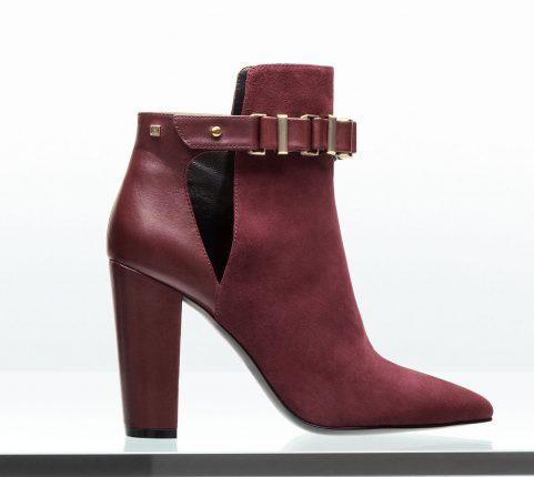 Stivaletti con cinturino Liu Jo scarpe autunno inverno 2015