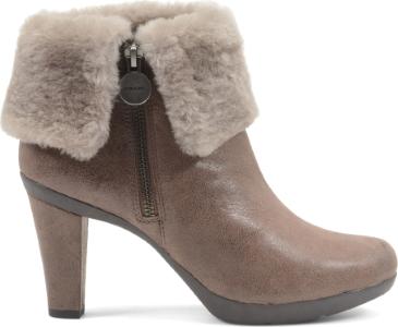 Stivaletti con pelliccia Geox scarpe autunno inverno